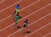 Игра 100 метровый забег