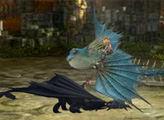 Игра Как приручить дракона: Битва