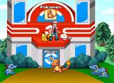 Игра Защита Покемонов