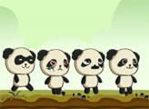 Игра Отряд Кунг-фу Панда