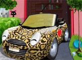 Игра Модный тюнинг автомобиля