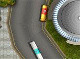 Игра Безумные гонки автобусов