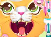 Игра Китти у стоматолога