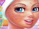 Игра Супер Барби: День СПА