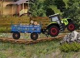 Игра Трактор: Дорога на ферму