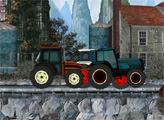 Игра Невероятные гонки тракторов