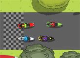 Игра Чемпионат по кольцевым мотогонкам