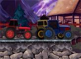 Игра Гонки Тракторов: Чемпионат
