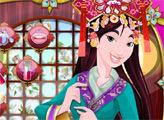 Игра Прекрасная принцесса Мулан
