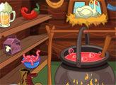 Игра Как приручить дракона: Ланч