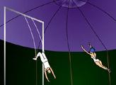 Игра Воздушные гимнасты