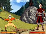 Игра Аватар легенда об Аанге: Неравный поединок
