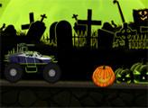 Игра Танк для Хэллоуина