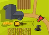 Игра Тракторная фермомания