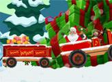 Игра Эльф и Санта - Новогодняя доставка