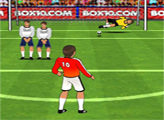 Игра Евро 2016: бьем пнальти