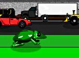 Игра 3-D Frogger
