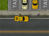 Игра Опытный водитель такси