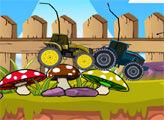 Игра Радио модели: Тракторные гонки