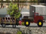 Игра Полноприводный грузовик