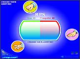 Игра RPS-25 The Ultimate in Rock-Paper Scissors