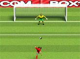 Игра Евро 2012: пенальти