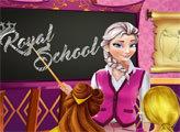 Игра Королевская школа