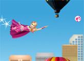 Игра Супер Барби спасает питомца