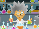 Игра Химический тест