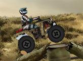 Игра Гонки мотовездеходов в пустыне