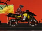 Игра Адские гонки квадроциклов