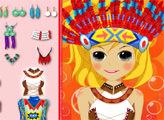 Игра Индийский макияж