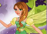 Игра Студия моды - наряд феи