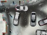 Игра V8 Зимняя парковка 2