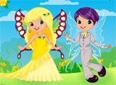 Игра У феи свадьба