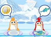 Игра Ресторан для пингвинов