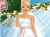 Игра Студия моды - дизайн свадебного платья