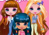 Игра Модный дизайнер для девочек