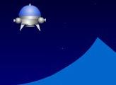 Игра Посади космическую тарелку