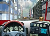 Игра 3Д гонки: Стальные колеса