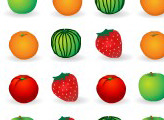 Игра Fruit - Lines