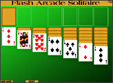 Игра Flash Arcade Solitaire