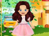 Игра Малышка Эмма - наряд невесты