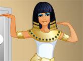 Игра Студия макияжа - Клеопатра