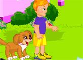 Игра Первая помощь: Укус собаки