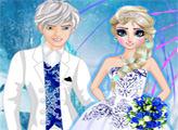 Игра Эльза выходит замуж