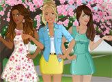 Игра Студия лучших друзей - Время весны