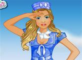 Игра Студия моды - морячка
