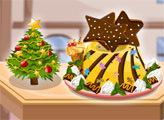 Игра Мастер тортов: Рождественский пудинг