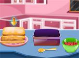 Игра Мастер тортов: торт-мороженое